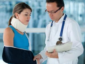 Судебно-медицинская экспертиза автомобильной травмы