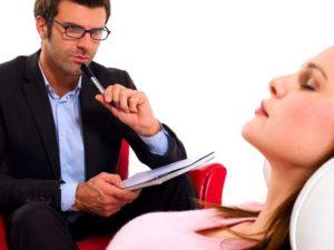 Обследование у психиатра