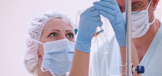 Заключение экспертизы качества медицинской помощи